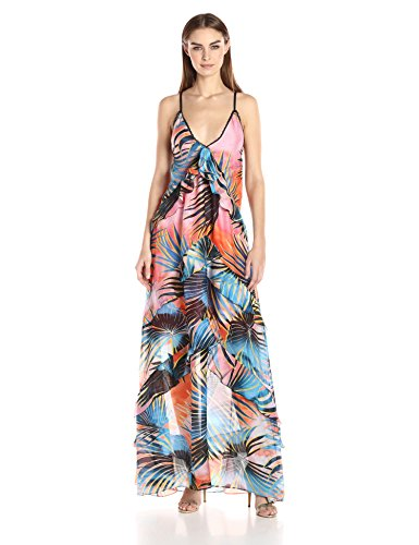 Just-Cavalli-Womens-Tye-Dye-Palm-Maxi-Dress