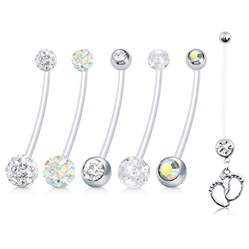 Compare Price To Extra Long Belly Button Rings Tragerlaw Biz