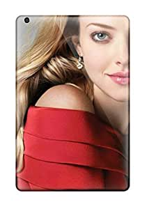 Hot Design Premium HwWjYJE3860CjEKW Tpu Case Cover Ipad Mini/mini 2 Protection Case(amanda Seyfried ) by Maris's Diary