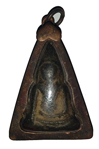 (Buddha Statue Asian Art and Thai Vintage Antique Beautiful Interesting Thai Gift Phra Tird Kon Nok Statue)
