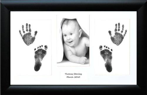 Amazoncom Babyrice New Baby Twins Handprint Footprint Prints