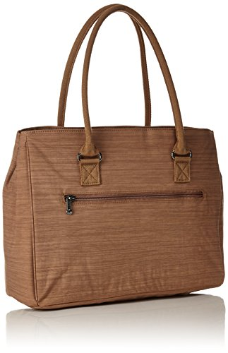 Laptop Borsa Tan Artego Dazz Donna Kipling One Size Marrone 5Ea8qx