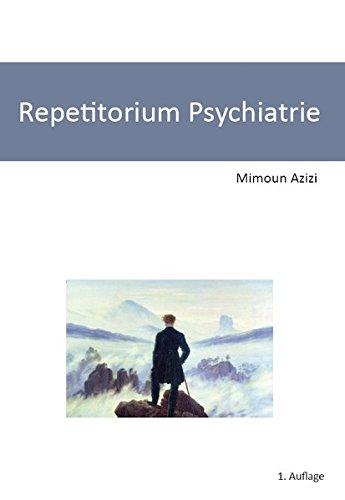 Repetitorium Psychiatrie