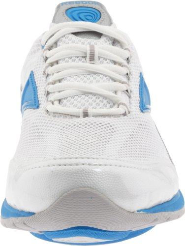 Silver Weiss 15023 Reebok Da pure Blue Donna malibu Scarpe steel Fitness white d6wwqvX