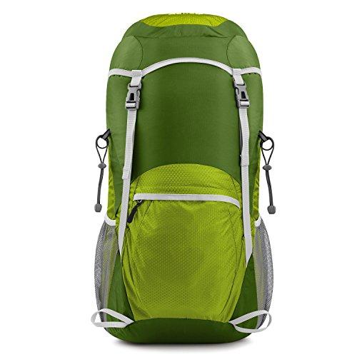 Gonex Backpack Lightweight Foldable Resistant