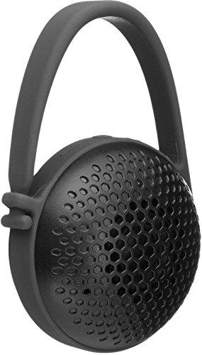 AmazonBasics Portable Nano/Mini Bluetooth Speaker, Splash-Proof - for Indoor, Outdoor use - Black