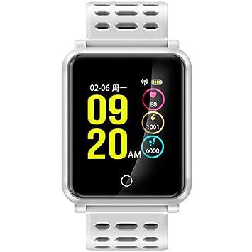 Reloj deportivo Bluetooth Smartwatch IP68 impermeable ...