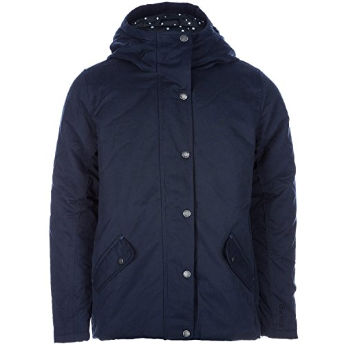 Bench Girl's Puddlesplash Jacket 8 Blue (Bench Girls Jacket)