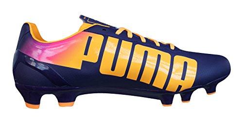 4 102868 Puma Fußballschuhe Purple 2 FG evoSPEED Herren 45wqz8w