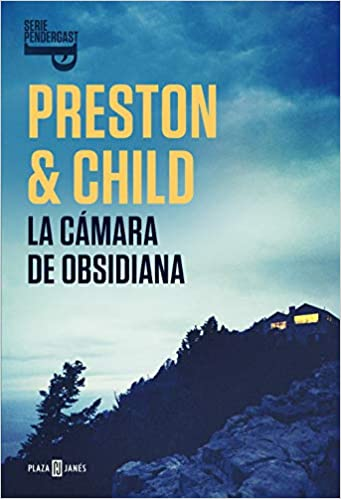 La cámara de obsidiana - Douglas Preston & Lincoln Child (Pendergast, 16) 41g0S9bFEOL._SX339_BO1,204,203,200_