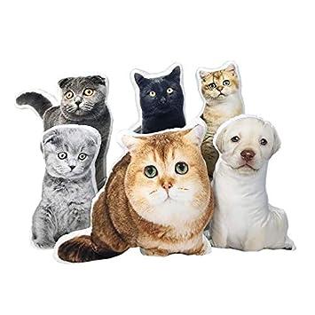 Kissenbezug Kissenhüllen Dekokissen 100/% Baumwolle Hunde 12 Maße