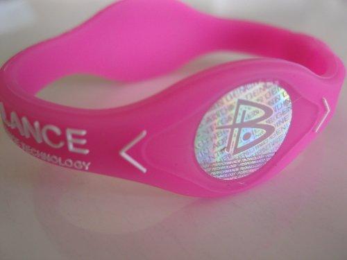 Power Balance Silicone Wristband Bracelet