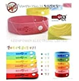 Liroyal 1pcs Mosquito Repellent Bracelet Wristband Bands