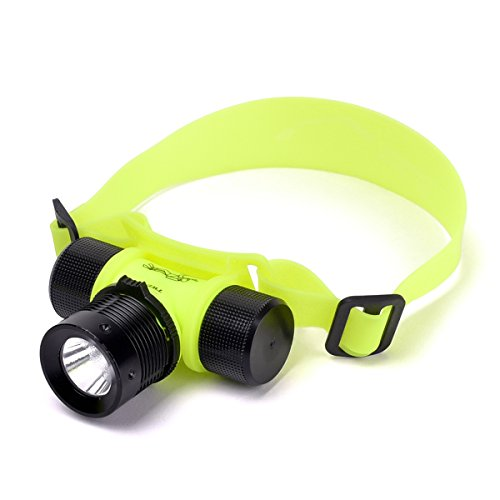 98-Type Rechargeable Cree LED Flashlight (Green) - 4