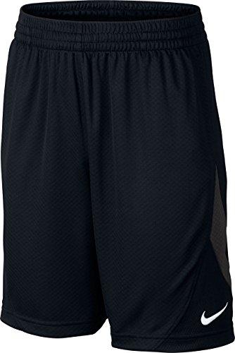 Price comparison product image Nike Youth Boy's Athletic Basketball Training Shorts 820290 (XL, 010 Black/White)