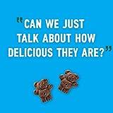 Teddy Grahams Chocolate Graham Snacks, 10 oz