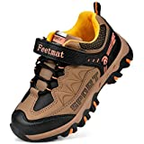 JARLIF Kids Athletic Tennis Running Shoes...