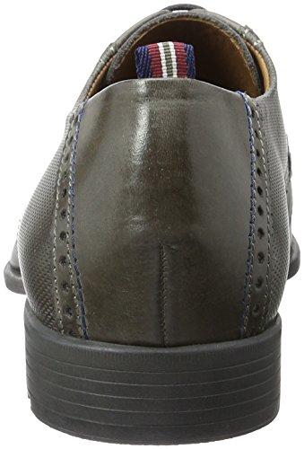 1 Uomo Scarpe Granit Stringate Grigio Lloyd Dejan Grau RP88t0