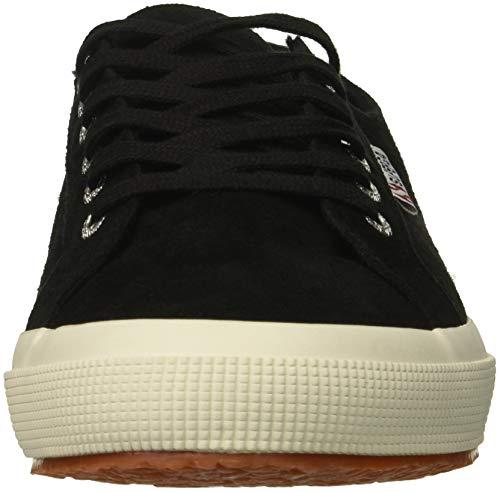 Black 2750 Suede Suecotw Women''s Sneaker Superga qBwvIHq