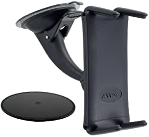 Arkon Windshield or Dash Car Mount Holder for iPhone 7 6S 6 Plus iPhone 7 6S 6 and iPad Mini Retail Black