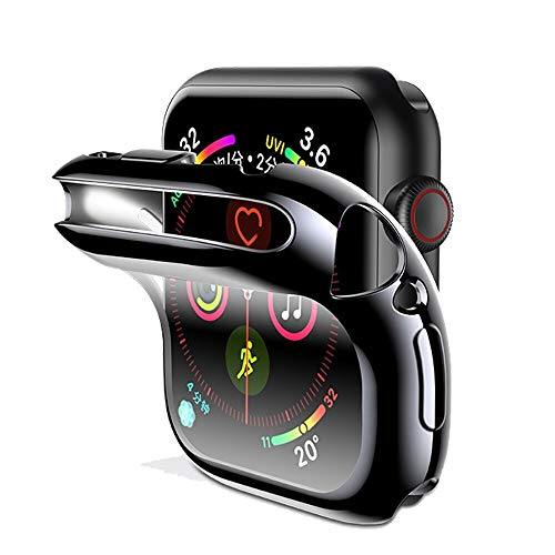 Rapidotzz Protection Case for Apple Watch Series Full Cover Case Built-in Screen Protector Soft Plated TPU Slim All-Around Protective Case (44mm Series 5 / 4) (B083G499WM) Amazon Price History, Amazon Price Tracker