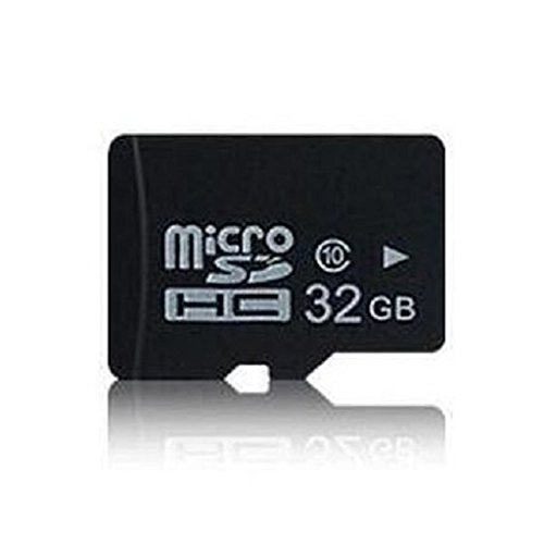 Camkiy High Speed 32G microSDHC Memory Card TF Card for Cellphone, Digital Camera, GPS, MP3 Players and PDAs