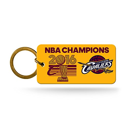 Nba Crystal (NBA Cleveland Cavaliers 2016 Champions Crystal View Key Chain)