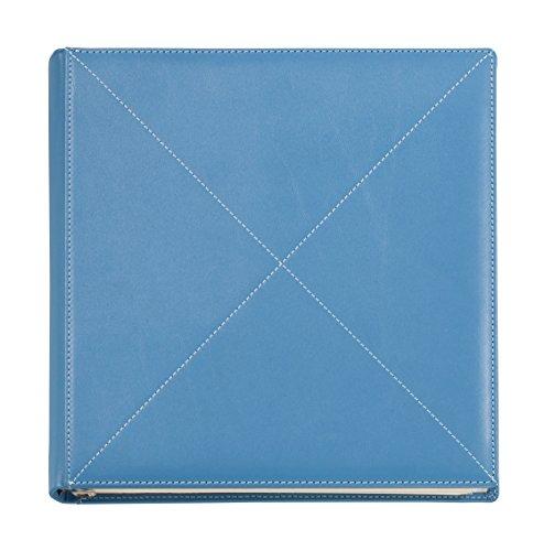 Exposures seaspray Leather Cross Stitch Ring Album by Exposures