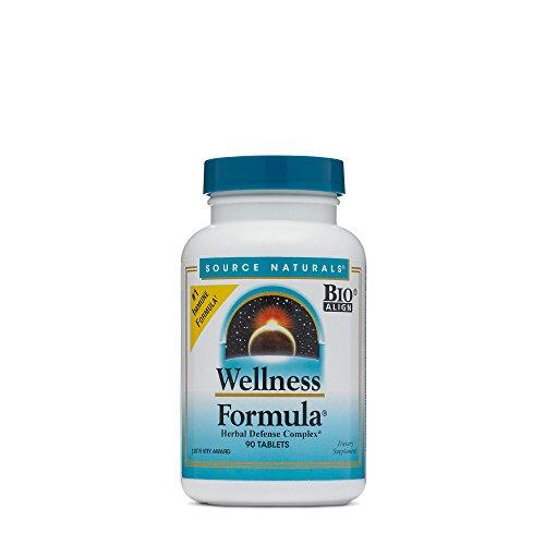 Source Naturals Wellness Formula, 90 Tablets