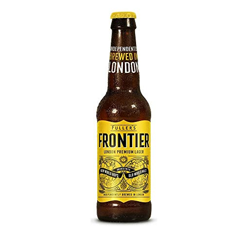 Cerveja Fullers Frontier garrafa 330ml