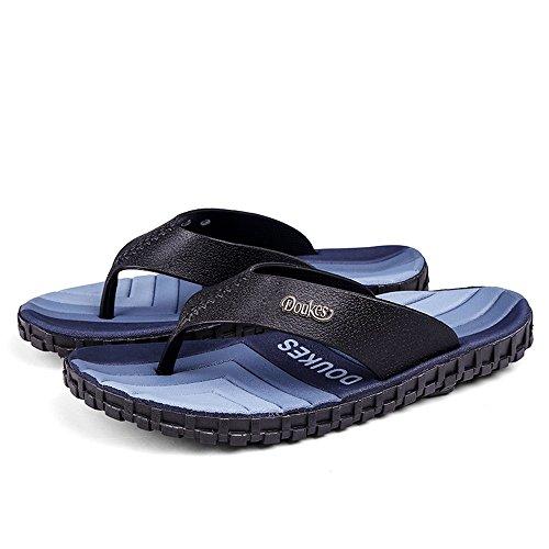 Scarpe sandali Blu da Fangs classici estivi da infradito Pantaloncini spiaggia uomo da 2018 uomo infradito wEdqdR6