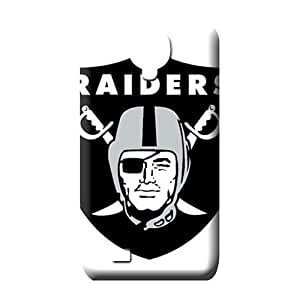 samsung galaxy s4 baseball case Back Shock-dirt For phone Cases oakland raiders