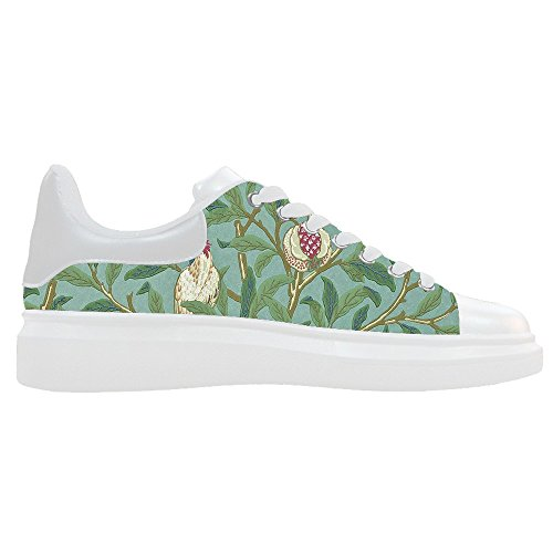 Custom Vogel und Wald Womens Canvas shoes Schuhe Footwear Sneakers shoes Schuhe E
