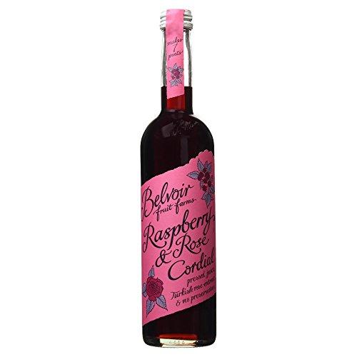 Belvoir Fruit Farms Cordial Raspberry & Rose (500ml)