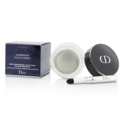 tian dior diorshow fusion mono long wear professional mirror shine eyeshadow - #031 moonlight, 0.22oz, 0.22 Ounce (Christian Dior Eye Shadow Brush)