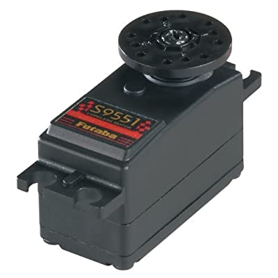 Futaba S9551 Low Profile Digital Hi Speed/Torque Servo