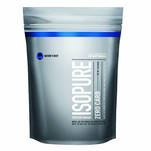 Isopure-Zero-Carb-Protein-Powder-Creamy-Vanilla-1-Pound-by-Natures-Best