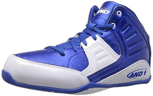 Image of AND 1 Men's Rocket 4-M Basketball Shoe