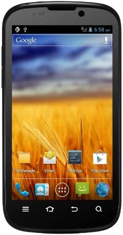 ZTE Grand X IN 4GB NFC - Smartphone Libre Android (Pantalla 4.3 ...
