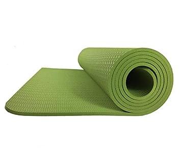 GTRAS Colchoneta de Yoga, Almohadilla de Acampada Gruesa de ...
