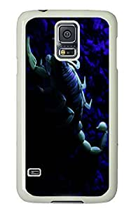 Samsung S5 case silicone covers Sand Scorpion Animal PC White Custom Samsung Galaxy S5 Case Cover by icecream design