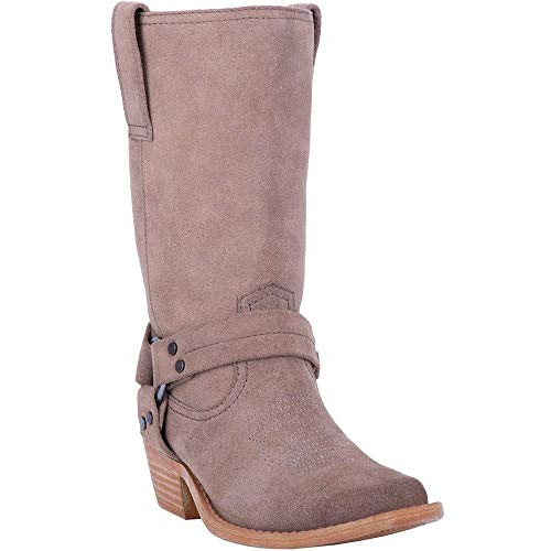 (Dingo Fashion Boots Womens Square Toe 10