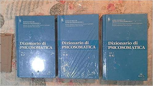 dizionario di psicosomatica