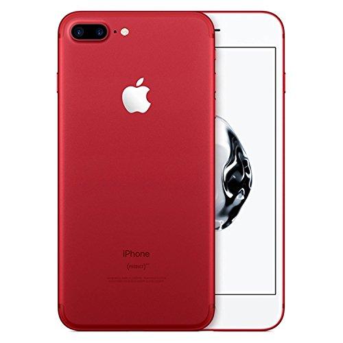 Apple iPhone 7 Plus, Fully Unlocked, 128GB- Red (Certified Refurbished) …