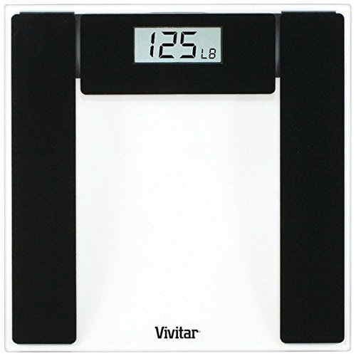 Vivitar HealthSmart Body Fat/Hydration Digital Scale