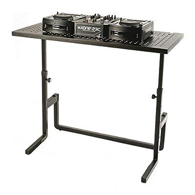 Quik Lok DJ Table and Mixer Stand Equipment (DJ233) by Quik-Lok