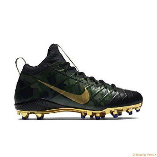 Nike Feltet Generelt Tre Elite Td Camo Menns Fotball Cleats 11 Oss
