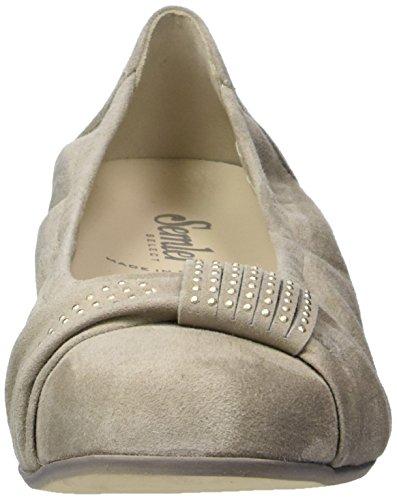 color de Zapatillas mujer Semler Panna de ballet Desiree para beige P0wX07qC
