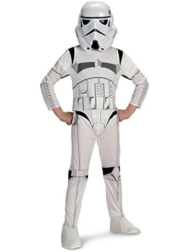 Star Wars Classic Stormtrooper Child Costume, Small -