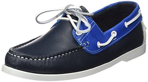 BEPPI Casual Shoe, Náuticos para Hombre Azul (Navy Blue)